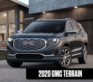 2020 GMC Terrain | GM Costco Vehicle Program