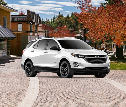 2020 Chevrolet Equinox | Fall Into Spring Savings Event