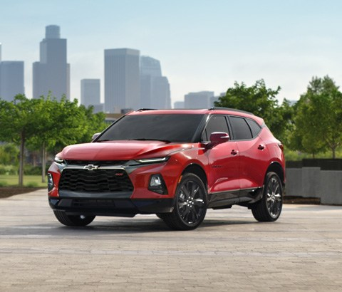 2020 Chevrolet Blazer | Fall Into Savings Event