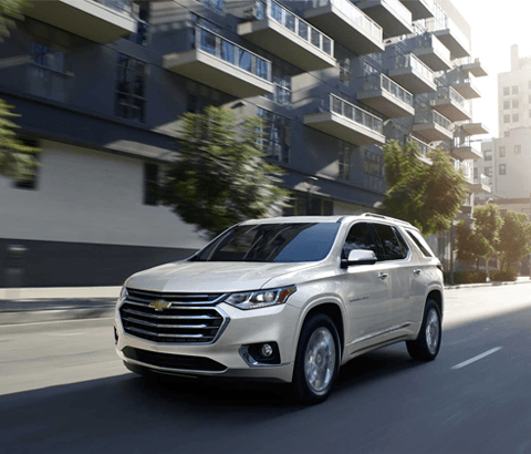 2020 Chevrolet Traverse | Fall Into Spring Savings Event