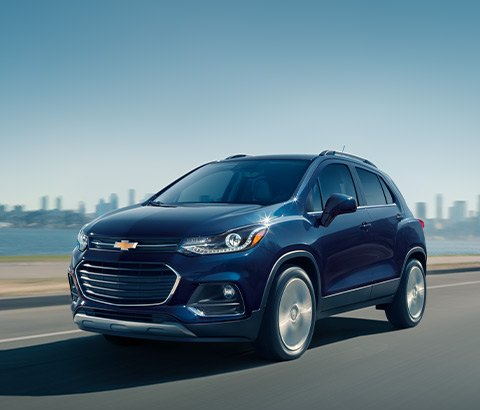2020 Chevrolet Trax |  Fall Into Spring Savings Event
