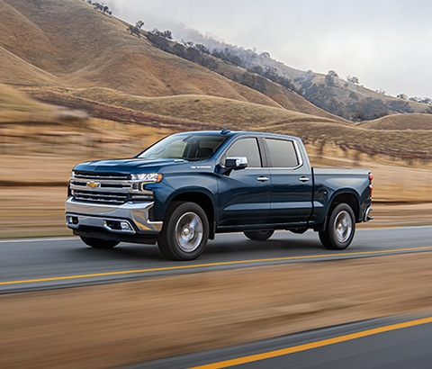 2020 Chevrolet Silverado 1500 | Fall Into Spring Savings Event