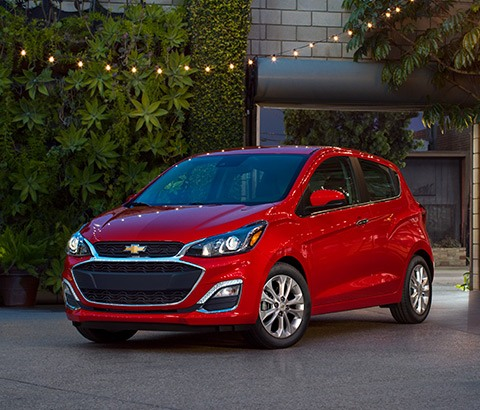 2020 Chevrolet Spark | Fall Into Spring Savings Event