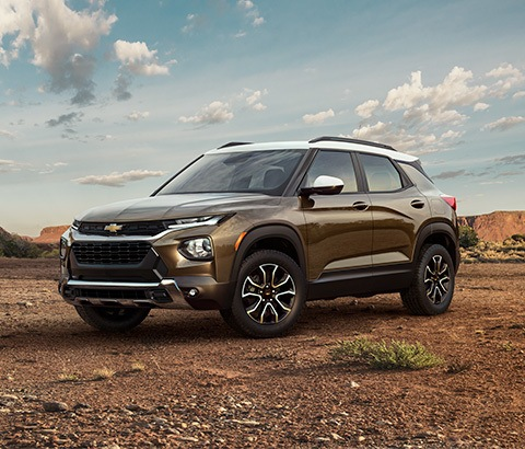 2021 Chevrolet Trailblazer | Fall Into Spring Savings Event