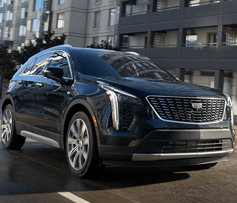 2020 Cadillac XT4 | Fall Into Spring Savings Event