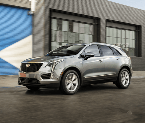 2020 Cadillac XT5 | Fall Into Spring Savings Event