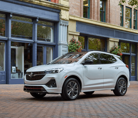 2020 Buick Encore GX | Fall Into Spring Savings Event