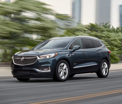 2020 Buick Enclave | Fall Into Spring Savings Event