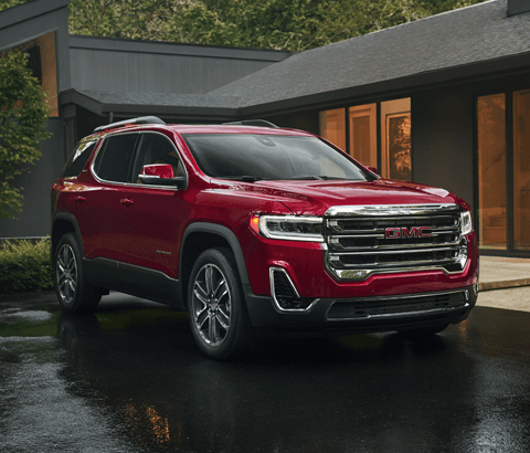 2020 GMC Acadia | Fall Into Spring Savings Event