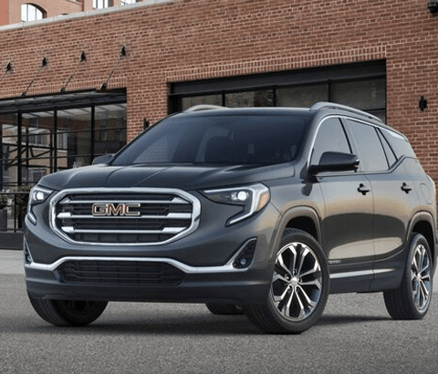 2020 GMC Terrain | Fall Into Spring Savings Event