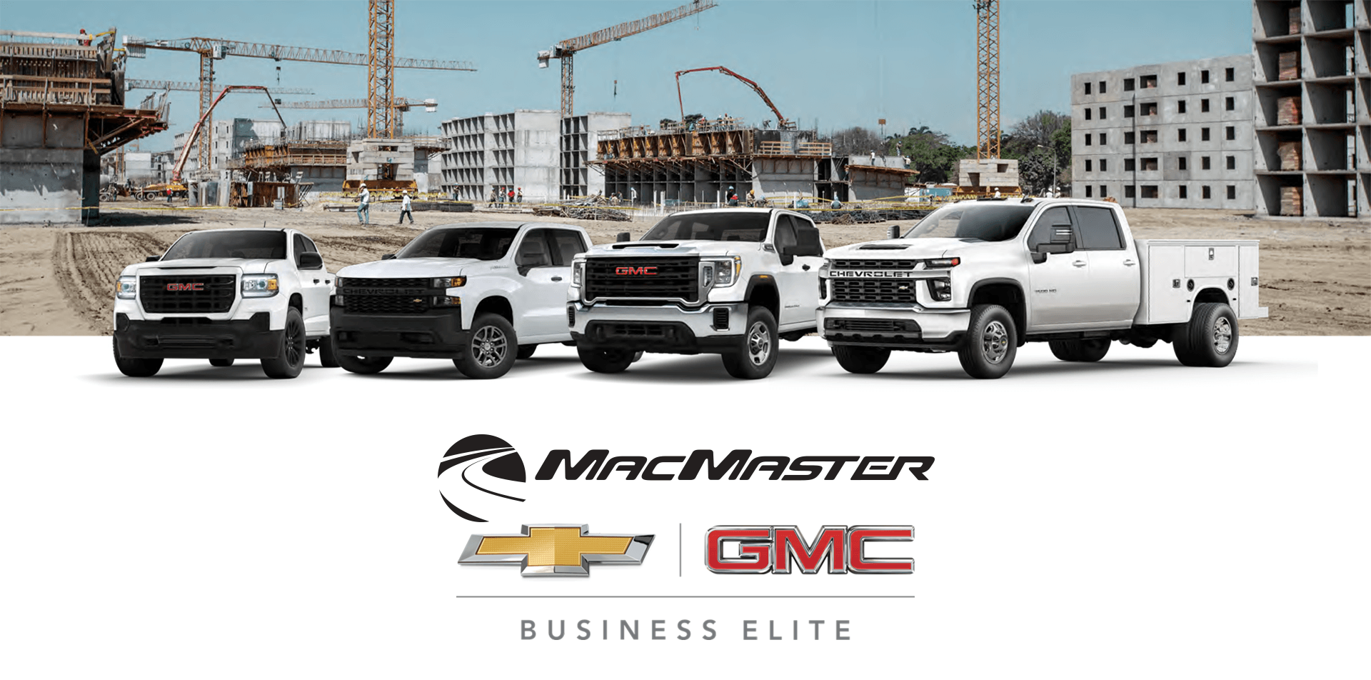 GM Commercial Vehicles @ MacMaster Chevrolet in London, ON