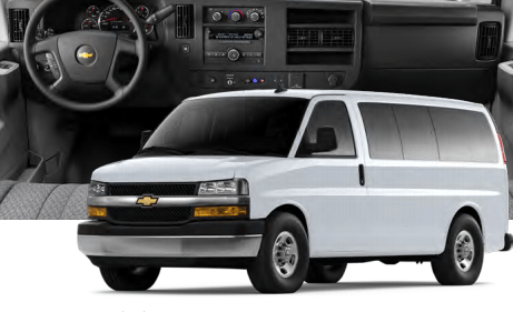 GM Commercial Vehicles - Van
